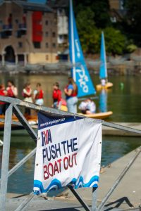 RYA Push the boat out 2014
